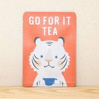お茶と共に、気持ちを添えるごあいさつ茶。優しい風合いの和紙パッケージの中には京都の和紅茶ティーバッグが1個入り。贈り物にもおすすめです。