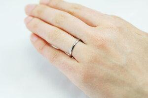 結婚指輪リング着装