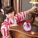 七五三 着物 3歳 販売 三歳 女の子 「 心梅(こうめ) 」 レトロ 古典 可愛い オシャレ 子供 753 キッズ きもの フルセット 棒縞 大正浪漫 袖付き被布セット 購入 京都