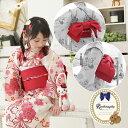 作り帯 (文庫結び風) 子供 浴衣用 日本製 文庫 七五三 帯 マジックテープで簡単装着できます♪ ここでしか買えない当店オリジナルの形です!!