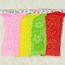 七五三着物用 子供帯揚 正絹タイプ 4色