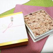 七五三之お祝いに★お赤飯 北海道産小豆使用 金箱入 02P01Oct16