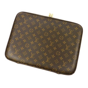 LOUIS VUITTON【ルイ・ヴィトン】コンピューター・スリーブ PM M56396 ブリーフケース モノグ...