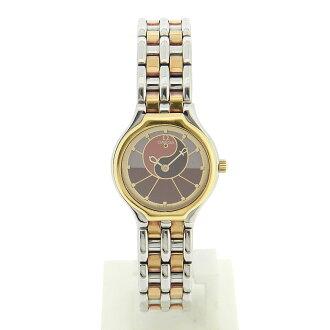 OMEGA symbol watch SS/WG Lady's