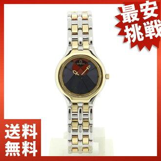 OMEGA symbol watch SS Lady's