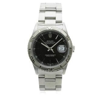 ROLEX16264 オイスター パーペチュアル デイトジャスト サンダーバード 腕時計 SS メンズ