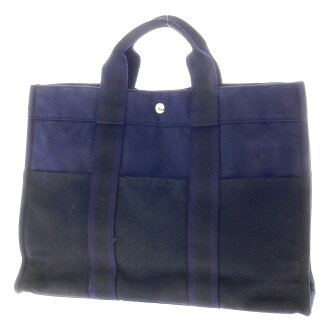 HERMES サックフール and to MM tote bag canvas unisex fs3gm