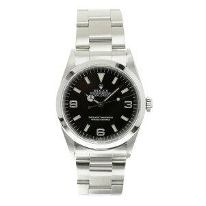 ROLEX【ロレックス】オイスターパーペチュアルエクスプローラー114270OH済腕時計SSメンズ【中古】【cabdafad】【楽ギフ_包装】