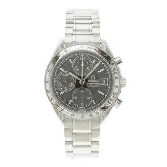 OMEGA Speedmaster date automatic watch SS men