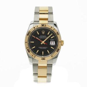 ROLEX【ロレックス】ターノグラフ116261腕時計K18PG/SSメンズ【中古】【cabdafbb】【楽ギフ_包装】