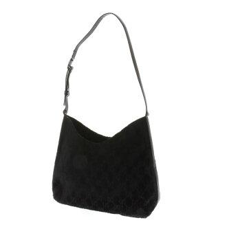 GUCCIGG velour women's shoulder bag