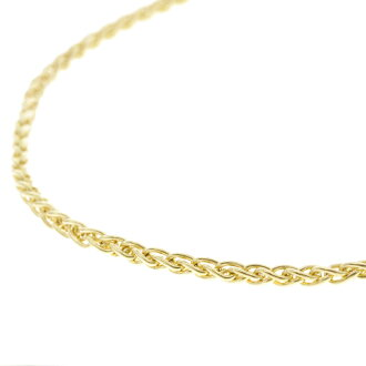 CARTIER chain necklace K18 18kt yellow gold ladies
