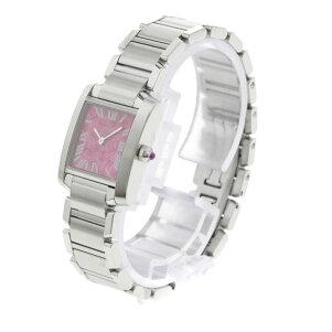 CARTIER【カルティエ】タンクフランセーズSM腕時計SSレディース【中古】【cabdafch】【楽ギフ_包装】【ブランド買取・通販】