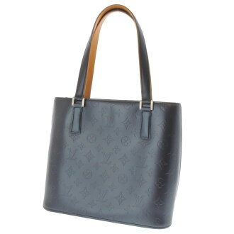 LOUIS VUITTON Stockton M55115 Tote shoulder bag Monogram mat ladies