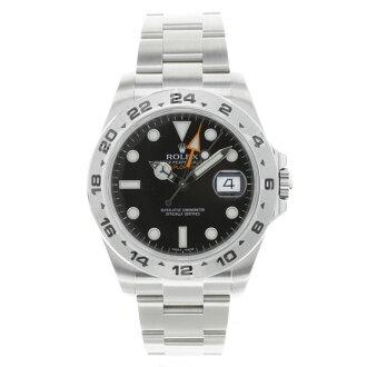 ROLEX Explorer 2 216570 SS mens watch