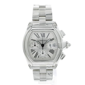 Finish CARTIER roadster Kurono OH; watch SS men fs3gm