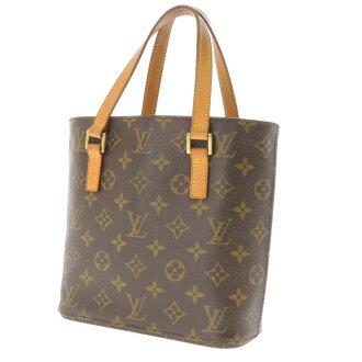 LOUIS VUITTON ヴァヴァン PM M51172 handbag monogram canvas Lady's
