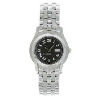 GUCCI5500L SS women's watch