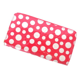 LOUIS VUITTON dot Infinity long wallet (there is a coin purse) ヴェルニレディース fs3gm