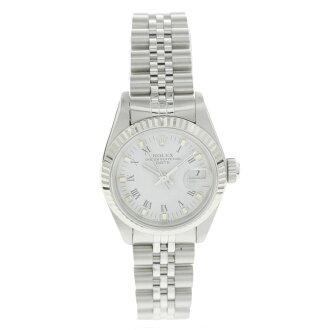 ROLEX Oyster Perpetual Datejust 69174 women's watch K18WG/SS