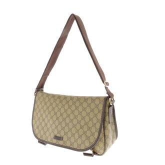 GUCCI tiny GG pattern shoulder bag PVC ladies fs3gm