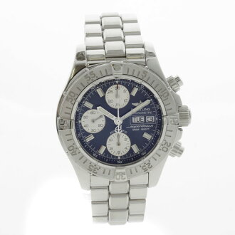 BREITLING superocean watch SS men
