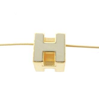 HERMES H cube jewelry necklaces & pendants ladies