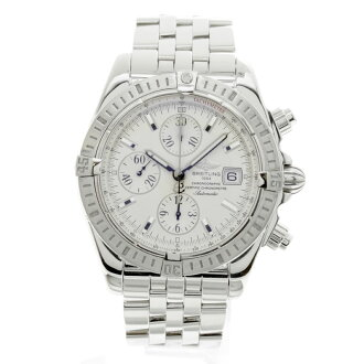 Watch SS men OH has been BREITLING chronometevolution A13356