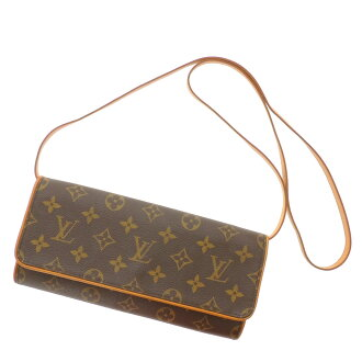 LOUIS VUITTON Pochette twin GM M51852 shoulder bag Monogram Canvas ladies