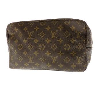 LOUIS VUITTON truest wallet 28 M 47522 makeup pouch Monogram Canvas ladies