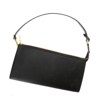 LOUIS VUITTON Accessoires or M52952 accessory pouch empresa ladies