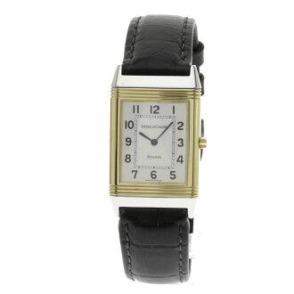 JAEGER-LECOULTRE レベルソクラシック OH 済腕時計 K18YG/SS men fs3gm