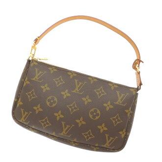 Women's accessory bag Monogram Canvas, LOUIS VUITTON Accessoires or M51980