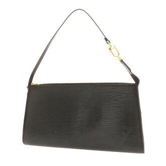LOUIS VUITTON Accessoires or M52942 accessory pouch EPI Leather Womens fs3gm
