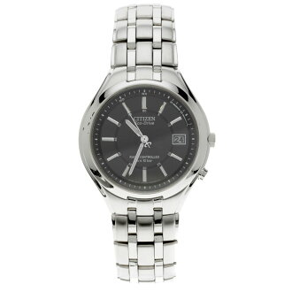 Mens CITIZEN eco drive watches stainless steel