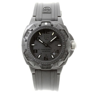Stainless steel / rubber Mens Watches LUMINOX 0200