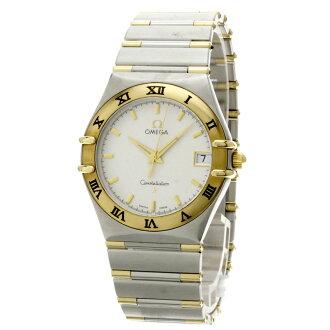 OMEGA コンステレーション watch stainless steel /K18YG men