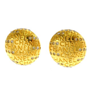 CHANEL women's motif earrings