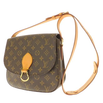 LOUIS VUITTON Saint-Cloud 24 M 51242 shoulder bag Monogram Canvas ladies