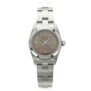 ROLEX【ロレックス】 76080 オイスターパーペチュアル デイトジャスト 腕時計 ステンレス ...