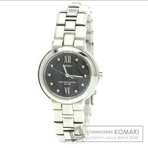 SEIKO【セイコー】3B21-0A10エクセリーヌダイヤモンド腕時計レディース【】【cabfafdb】【_包装】【ブランド品買取・通販】
