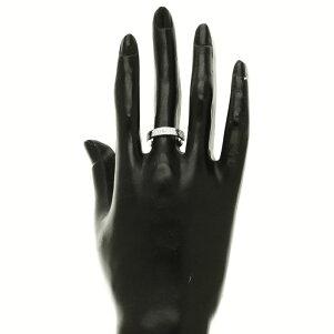 CARTIER【カルティエ】パヴェダイヤモンドリング・指輪K18ホワイトゴールドレディース【】