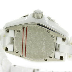 CHANEL【シャネル】J12ピンクサファイア腕時計ステンレス/セラミック/ピンクサファイアレディース【】