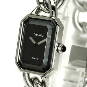CHANEL【シャネル】プルミエール腕時計OH済ステンレススチール/ステンレススチールレディース【中古】
