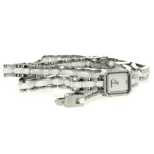CHANEL【シャネル】H3059プルミエールダイヤモンドトリプルブレスレット腕時計ステンレス/セラミックレディース【中古】【cabfafdb】【楽ギフ_包装】【ブランド品買取・通販】