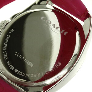 COACH【コーチ】CA.77.7.14.0826腕時計ステンレス/ラバーレディース【】