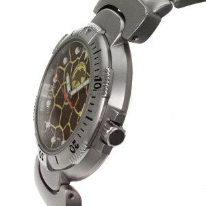 HUNTINGWORLD【ハンティングワールド】HA-0242サファリトゥジラフ腕時計ステンレススチールメンズ【】