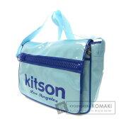 kitson【キットソン】 ロゴデザイン ショルダーバッグ ビニール レディース 【中古】