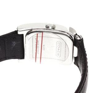 COACH【コーチ】W322腕時計ステンレス/革レディース【】