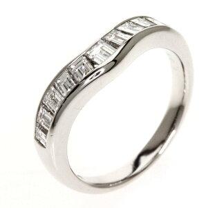 1.03ctダイヤモンドリング・指輪プラチナPT9006.4gレディース【】